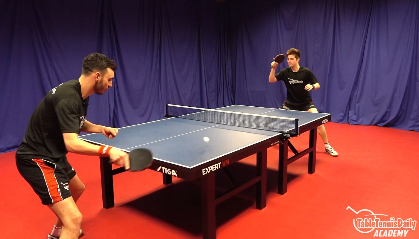 The Forehand Topspin Tabletennisdaily Academy